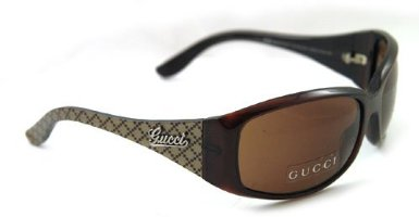 Gucci sunglasses are uber-cool