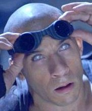mirror tinted riddick contacts