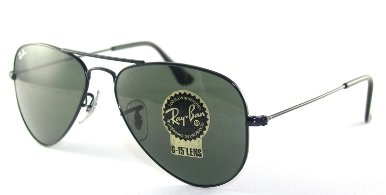 discount designer sunglasses from Ray Ban, 3044
