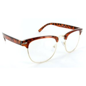 retro designer reading glasses