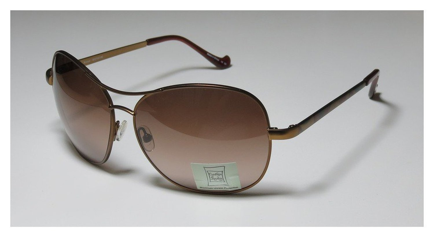 Cynthia Rowley 0258 Bronze Womans Designer Sunglasses