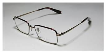 Paul Smith Brushed Brown Havana Specs