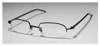 Paul Smith Black Designer 135 Unisex Eyeglasses