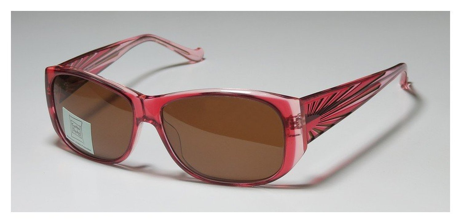 Cynthia Rowley 0289 Rose with Glitter Womans Designer Sunglasses