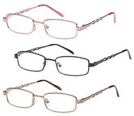 Gamma Ray Stainless Steel Readers for Women