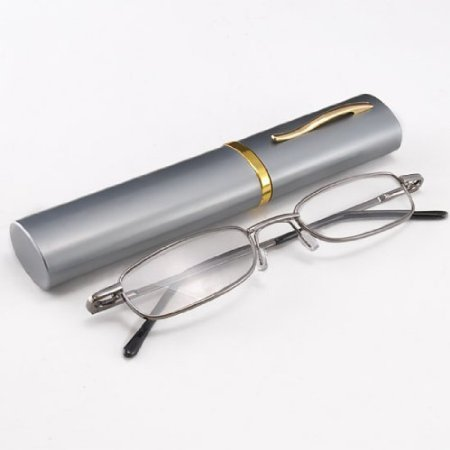 Jambo Compact Readers with a Gunmetal Case
