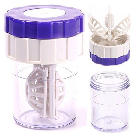 Manual Contact Lens Cleaner Case