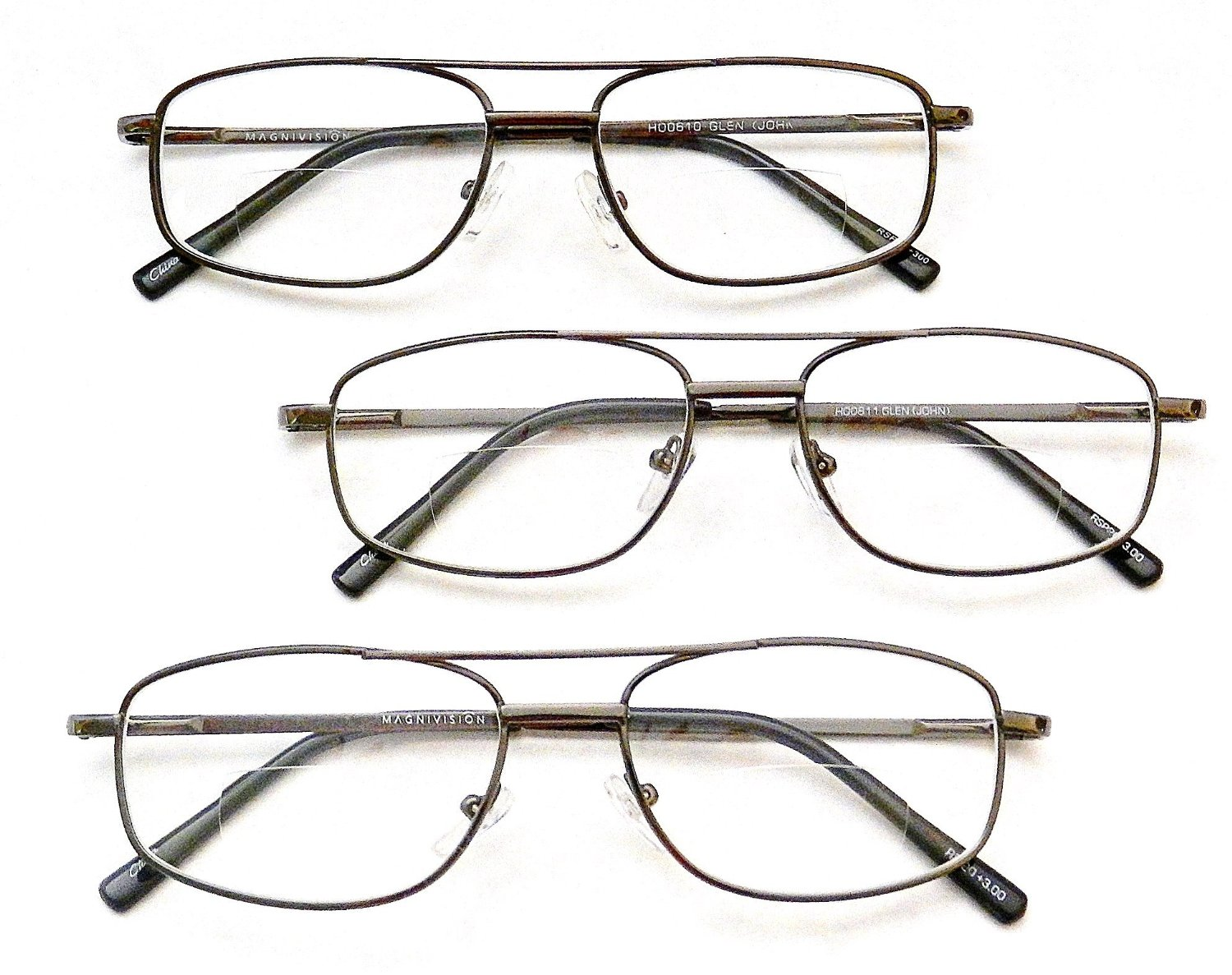 Three Pack Mignivision Readers