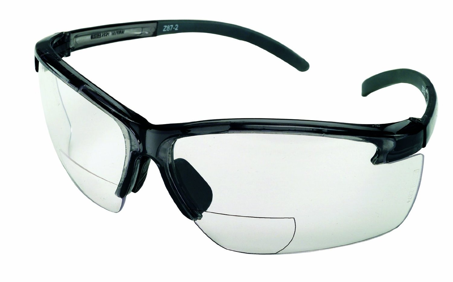 MSA Safety Glasses with 2.0 Diopeter