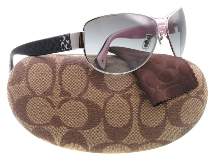 Coach Pink Taylor Sunglasses