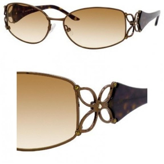 Butterfly Temple Sunglasses by Liz Claiborne