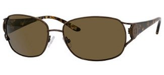 Liz Claiborne Brave Brown Sunglasses