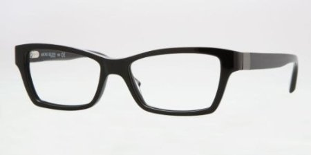Anne Klein 8094 Black Eyeglasses