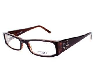 Guess Acetate Brown Frames