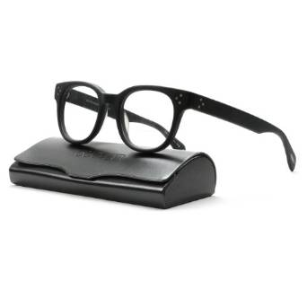 Oliver Peoples Matte Black Afton Eyeglasses