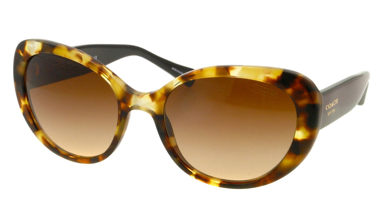 Coach Alexa Cat Eye Sunglasses