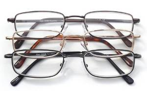 Alphareader 3 Pair Valupac Metal Readers 125
