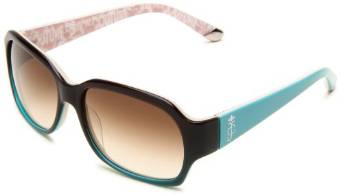 Juicy Couture Brown Aqua Sunglasses