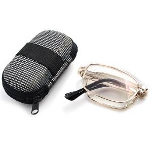 Sleek and Sexy Astra Pocket Reading Glasses in a solid case
