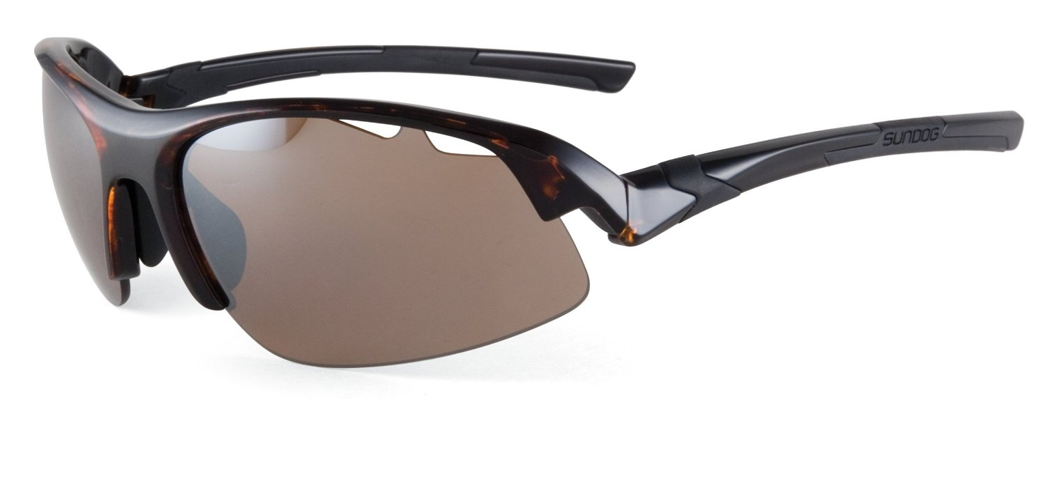 Sundog Attack Gold Sunglasses