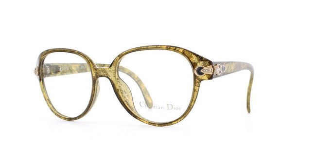 Authentic Green Designer Glasses