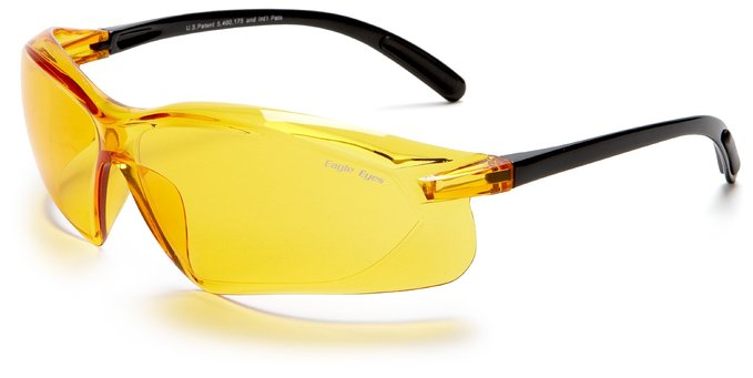 Eagle Eyes yellow Avian Sunglasses