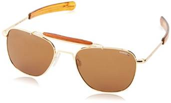 Randolph AviatorII Gold Sunglasses