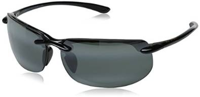 Maui Jim Polarized Gloss Black Sunglasses