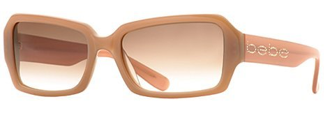 Bebe Dusty Pink Sunglasses