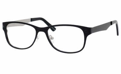 Eddie Bauer Black and Silver eyeglasses