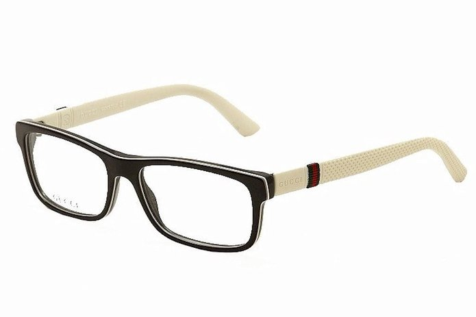 Sweet Black and White Discount Designer Glasses