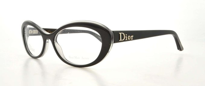 Elegant Black and Grey Eyeglasses