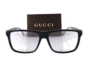gucci blue palladium eyeglasses
