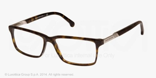 Brooks Brothers Dark Tortoise Eyeglasses