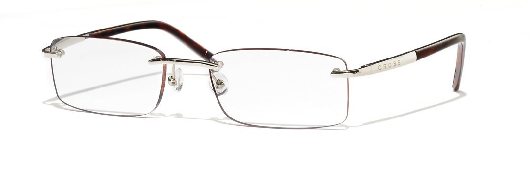 Cross Byron Collection Rimless Reading glasses