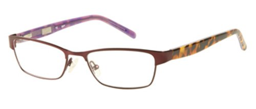 Candies Matte Plum Eyeglasses