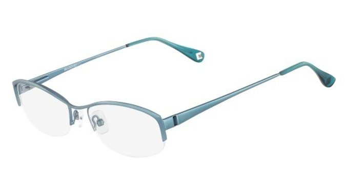 Marchon Catherine Teal Eyeglasses