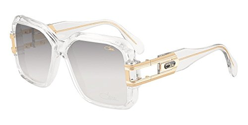 Cazal Square Crystal Sunglasses