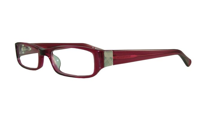 Superior Cherry Reading Glasses by Burberry