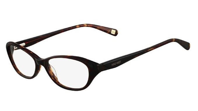 Delicious Dark Chocolate Eyeglasses by Nine West