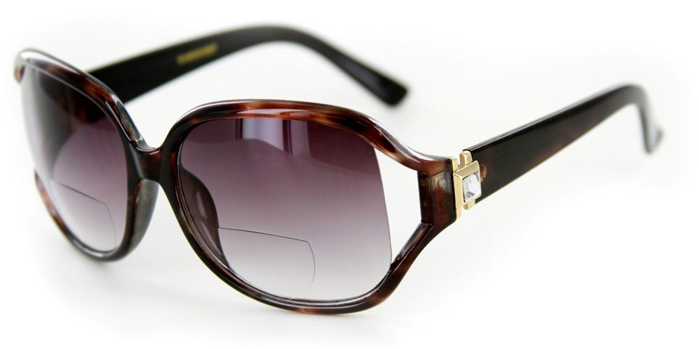 Class Act Crystal Bifocal Sunglasses
