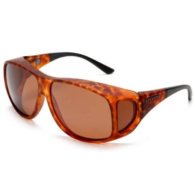 Tortoise Copper Cocoons Polarized Sunglasses