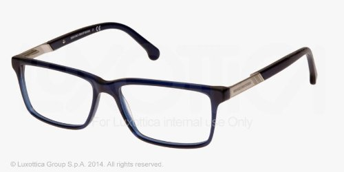 Dark Blue Eyeglasses by Brooks Brothers