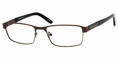 Eddie Bauer Dark Brown Eyeglasses