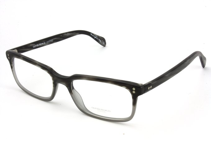 Oliver Peoples Dension Matte Storm Eyeglasses