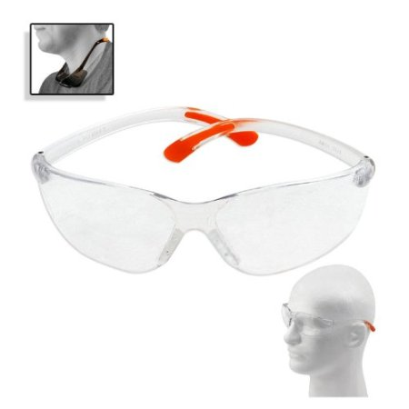Designer Style ANZI Z87.1 Industrial Safety Glasses