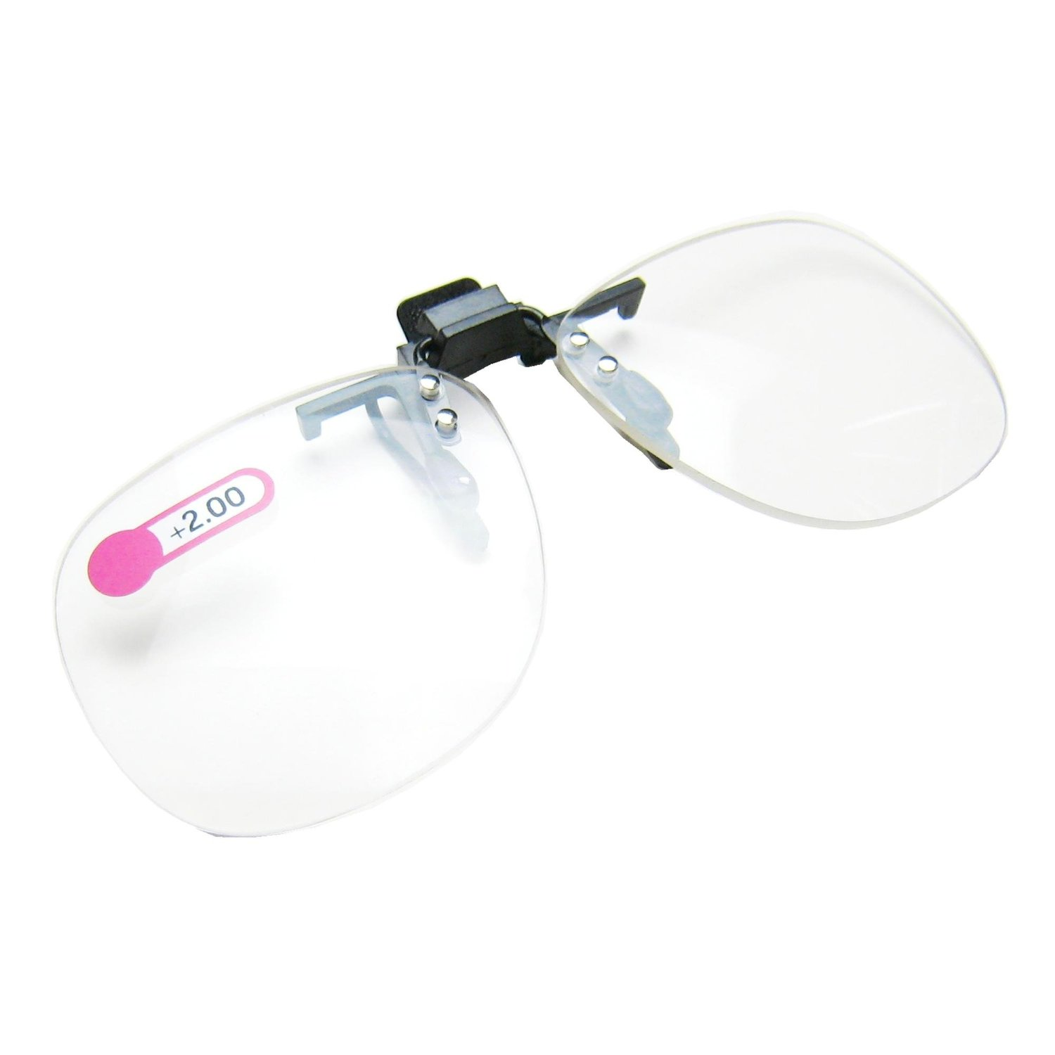 Diaso Flip up Clip on Reading Glasses