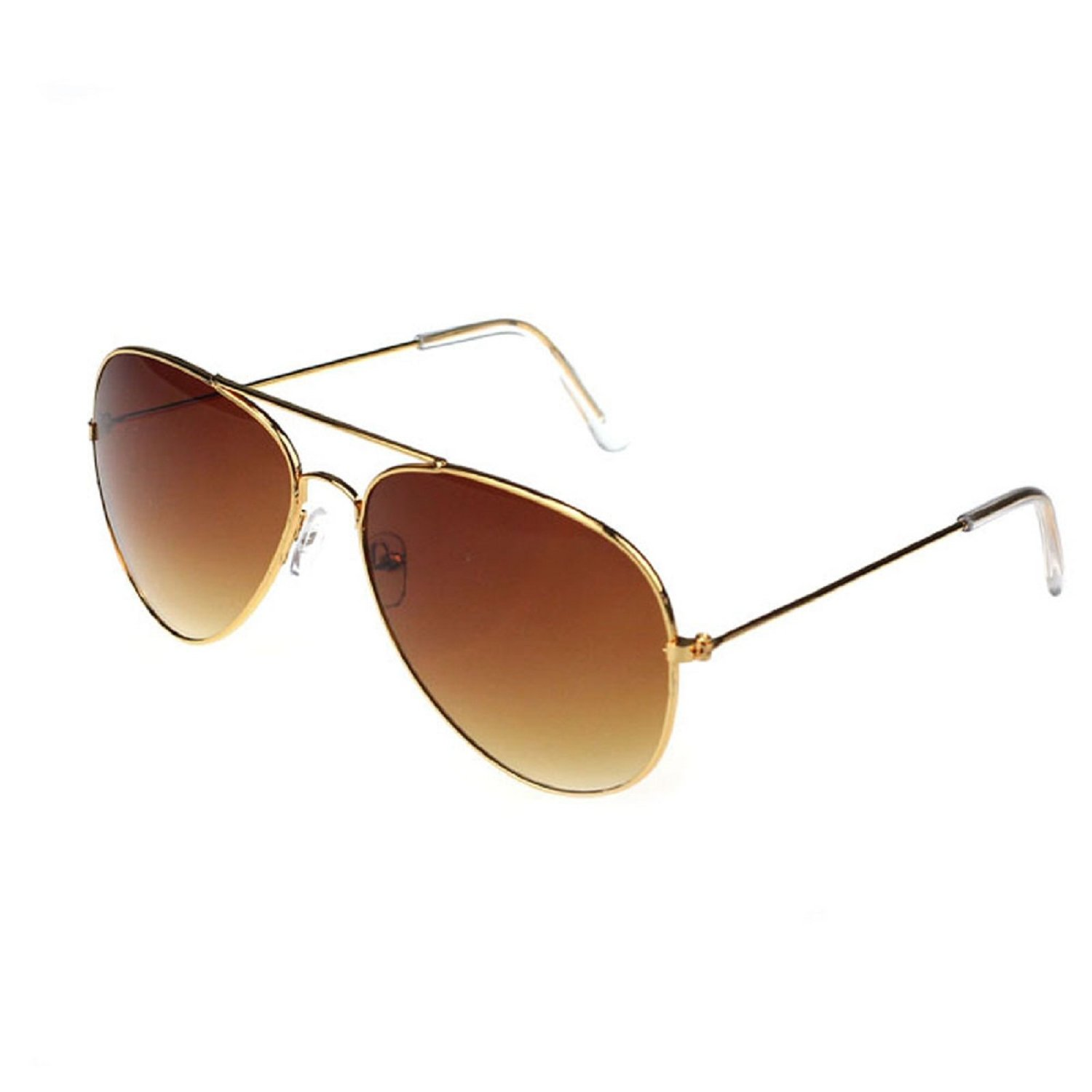 New Fashion Designer Classic Aviator Metal Sunglasses