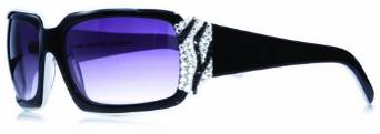 Jimmy Crystal Emily Sunglasses for Women