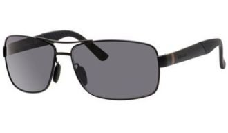 Gucci Semi Matte Black Sunglasses